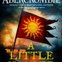 Waiting on Wednesday - A Little Hatred by Joe Abercrombie