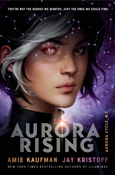 Aurora Rising Cover
