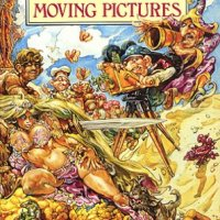 Throwback Thursday - Moving Pictures by Terry Pratchett