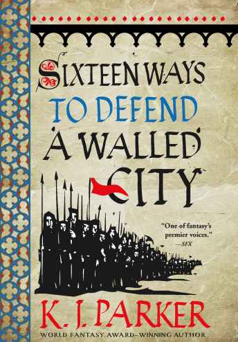 Sixteen Ways to Defend a Walled City Cover