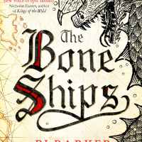Waiting on Wednesday - The Bone Ships by RJ Barker
