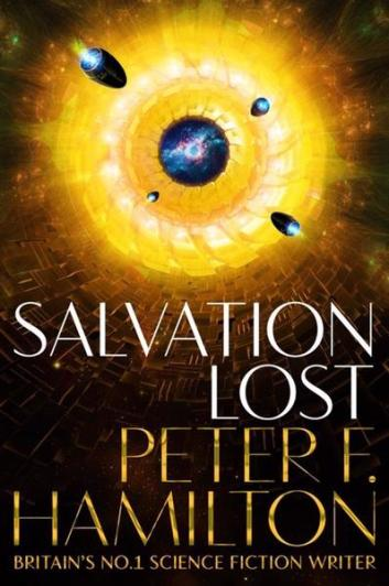 Salvation Lost Cover