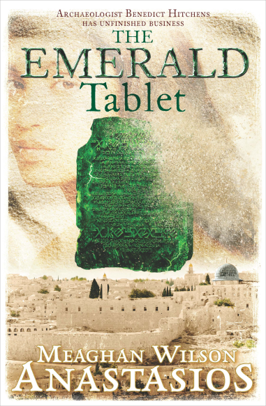 The Emerald Tablet Cover