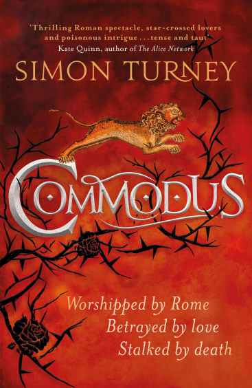 Commodus Cover