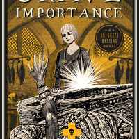 Waiting on Wednesday - Grave Importance by Vivian Shaw