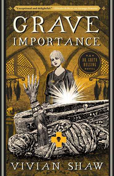Grave Importance Cover