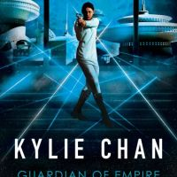 Guardian of Empire by Kylie Chan - Back Cover Mention