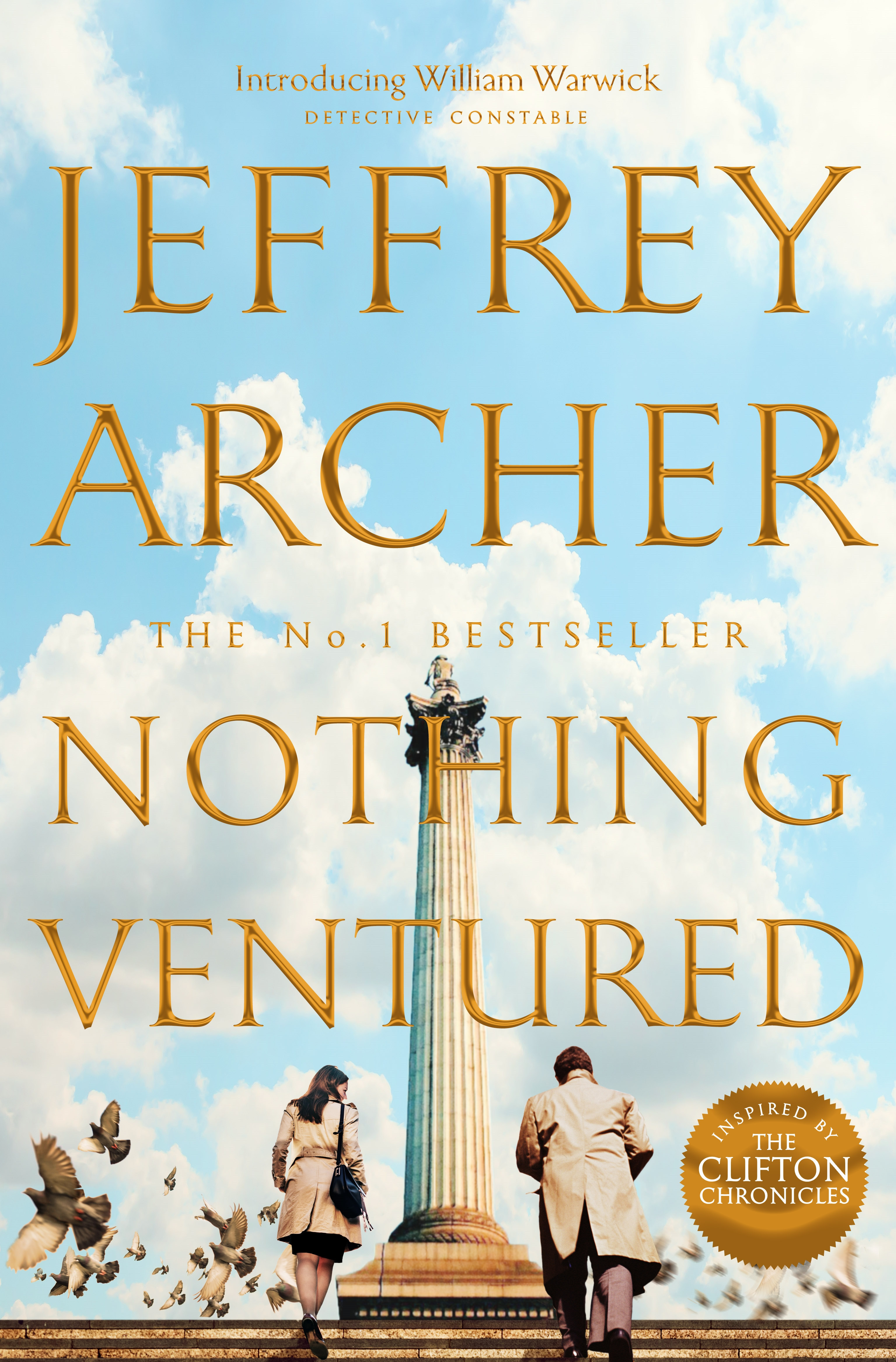 Nothing Ventured Cover
