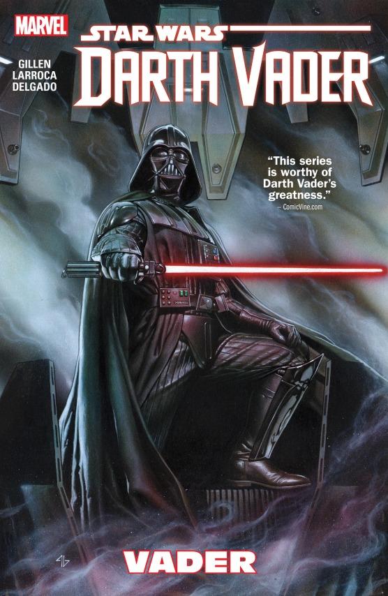 Star Wars - Darth Vader Volume 1 Cover