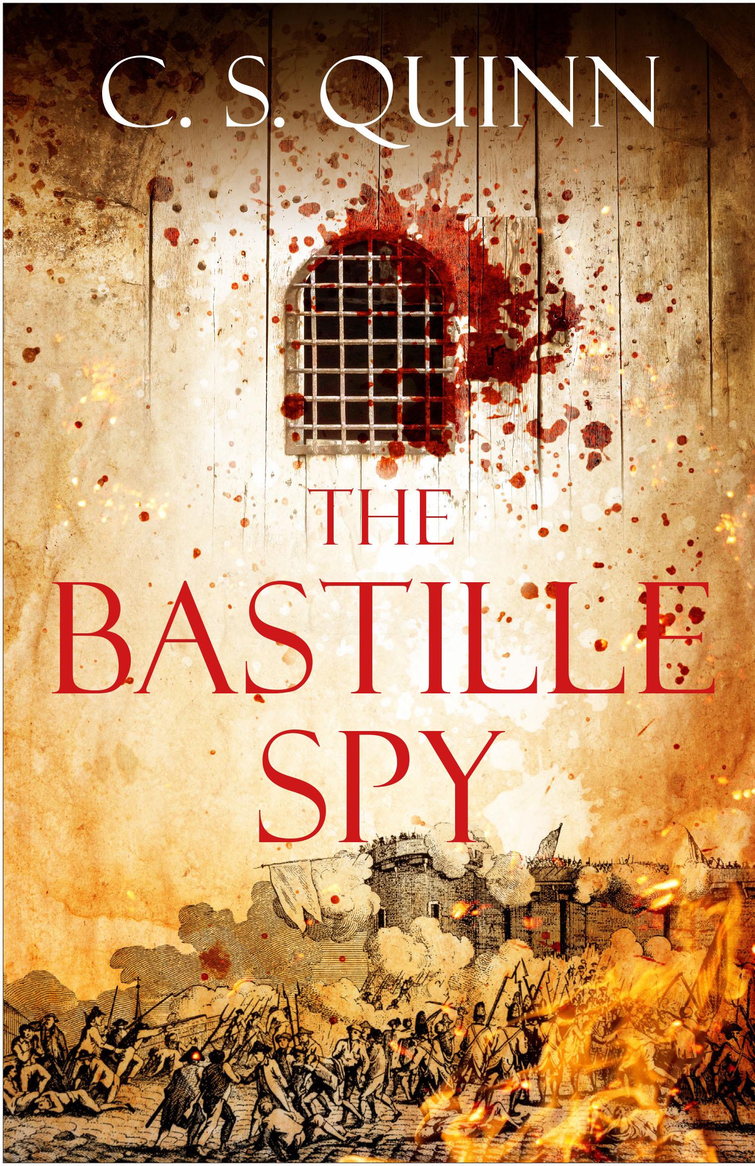 The Bastille Spy Cover
