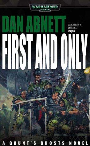 First and Only Cover