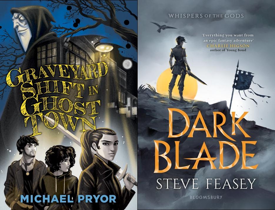 Graveyard, Dark Blade Cover.png