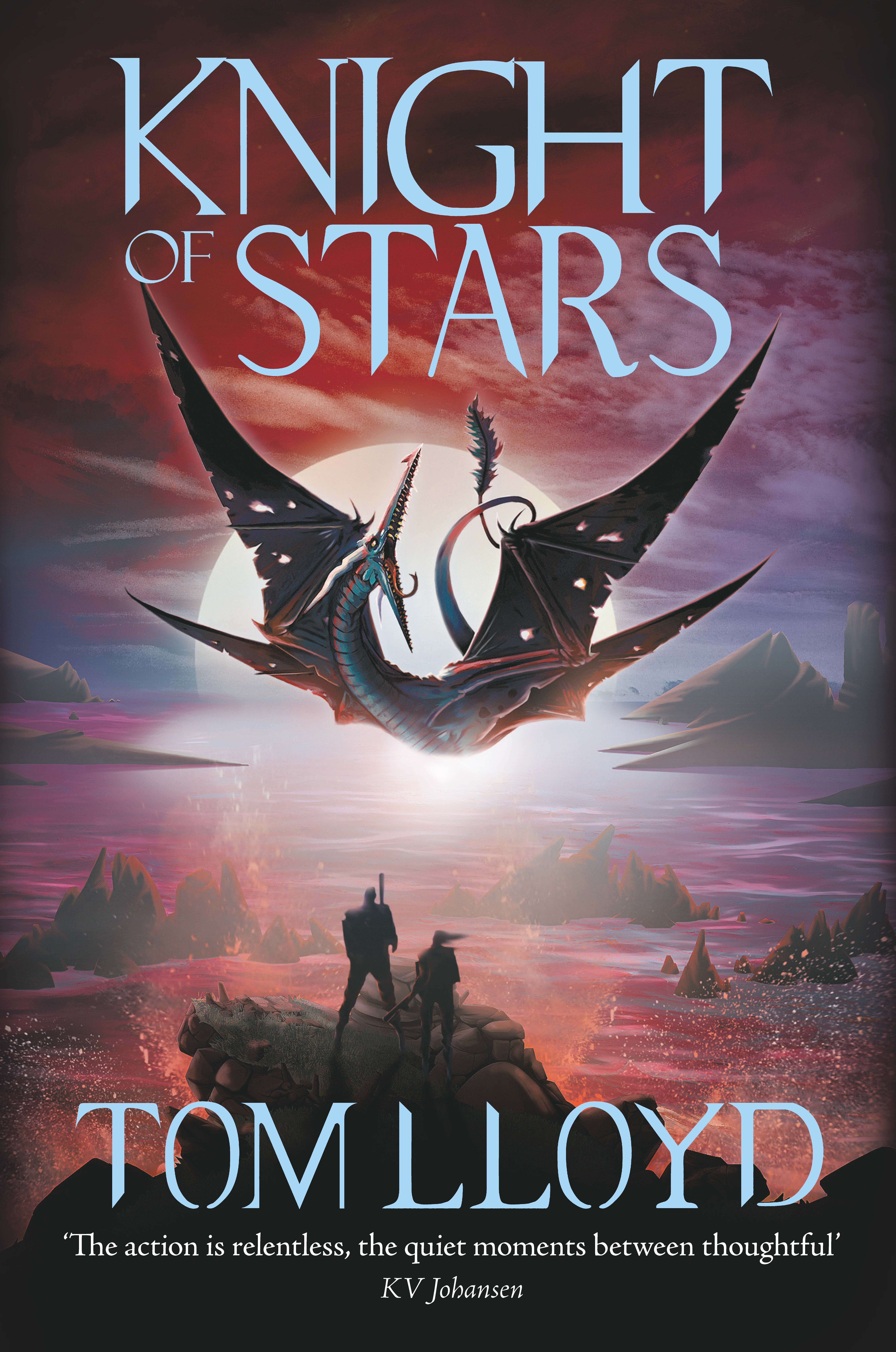 Knight of Stars Cover