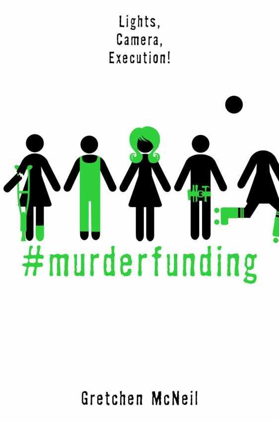 #MurderFunding Cover