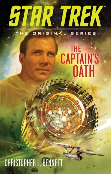 Star Trek - The Captain's Oath Cover