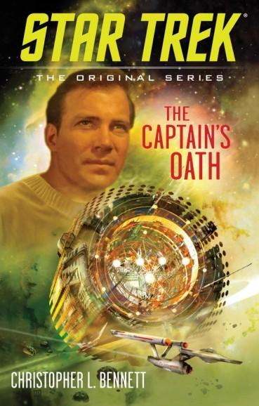 Star Trek - The Captain's Oath Cover