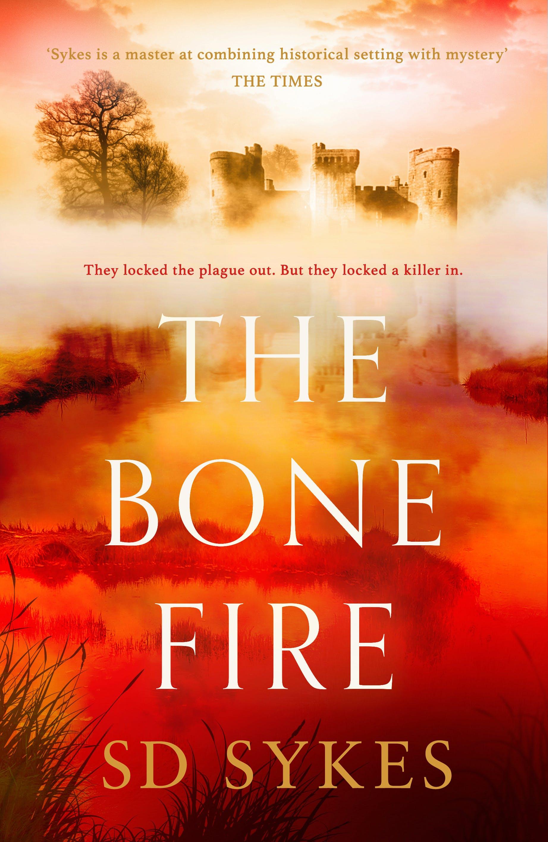 The Bone Fire Cover