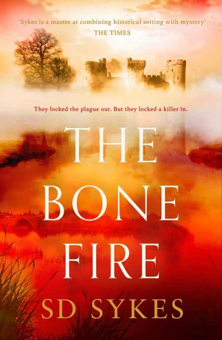 The Bone Fire Cover