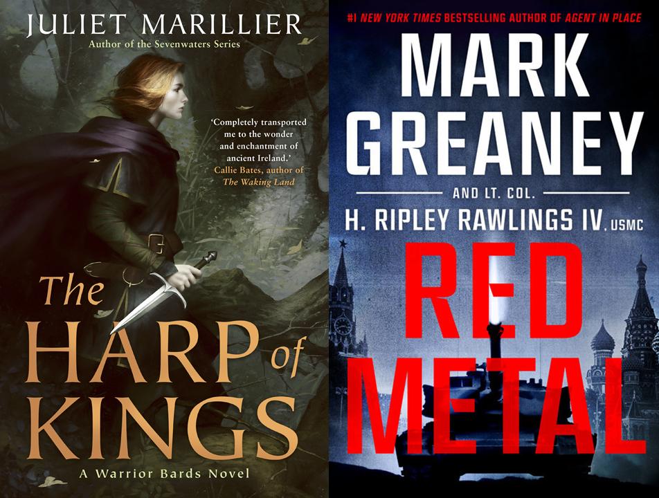 Harp of Kings, Red Metal.png