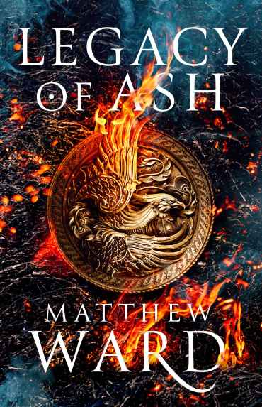 Legacy of Ash Cover