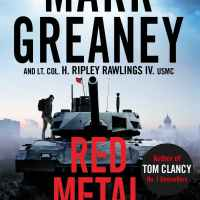 Red Metal by Mark Greaney and Lt. Col. Hunter Ripley Rawlings IV. USMC