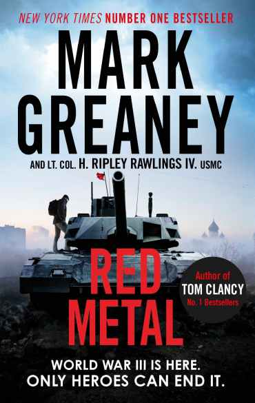 Red Metal Cover 2