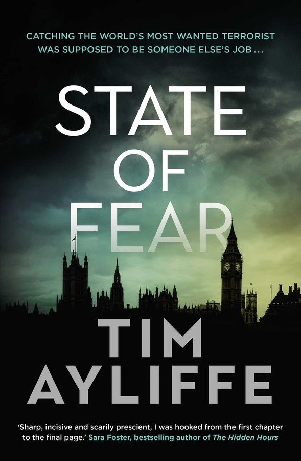 State of Fear Cover