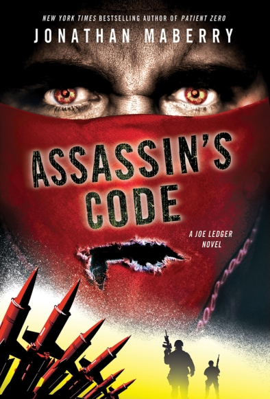 Assassin's Code Cover