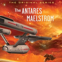 Star Trek: The Antares Maelstrom by Greg Cox