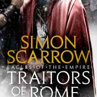 Waiting on Wednesday - Traitors of Rome by Simon Scarrow