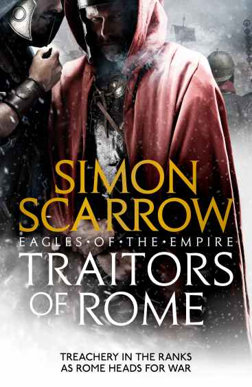 Traitors of Rome Cover