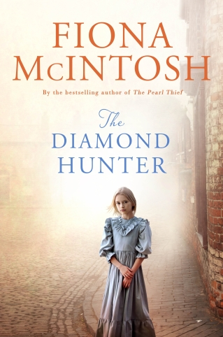 The Diamond Hunter Cover