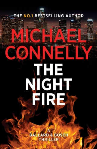 The Night Fire Cover