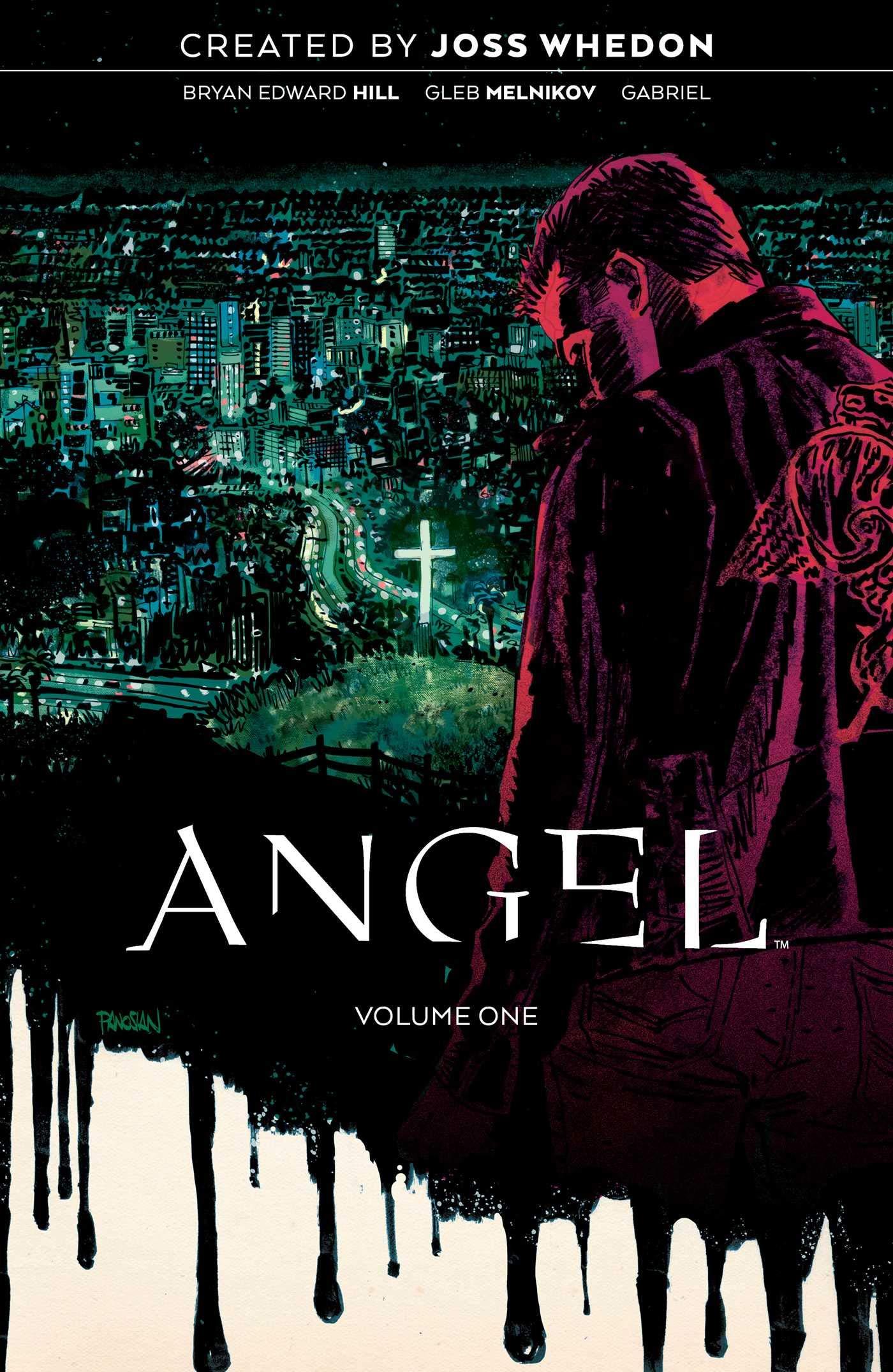 Angel Volume 1 - Being Human.jpg