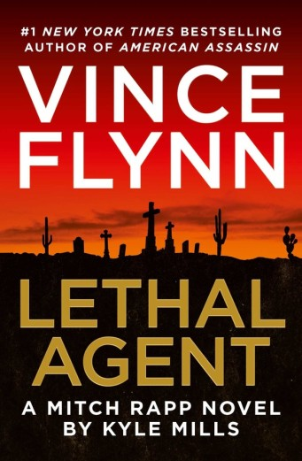 Lethal Agent Cover