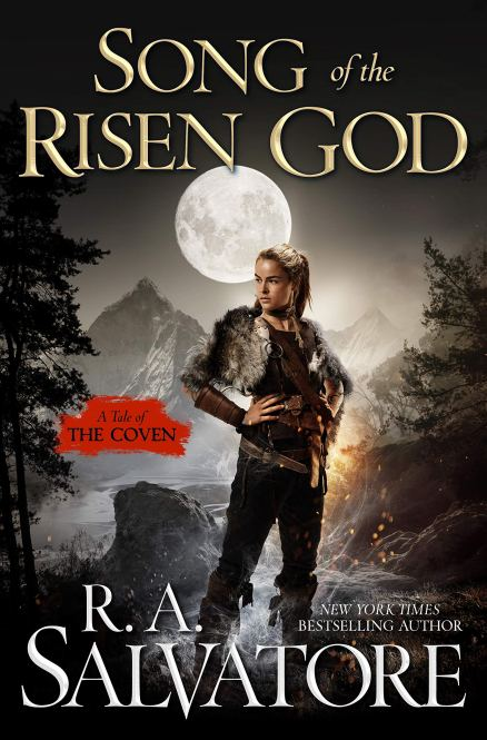 Song of the Risen God Cover