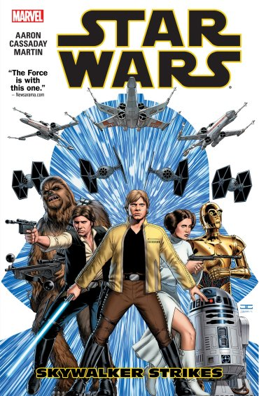Star Wars (2015) Volume 1 Cover