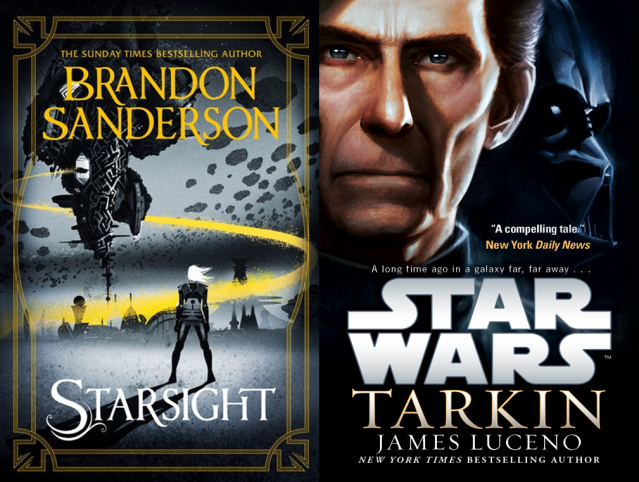 Starsight, Tarkin Cover