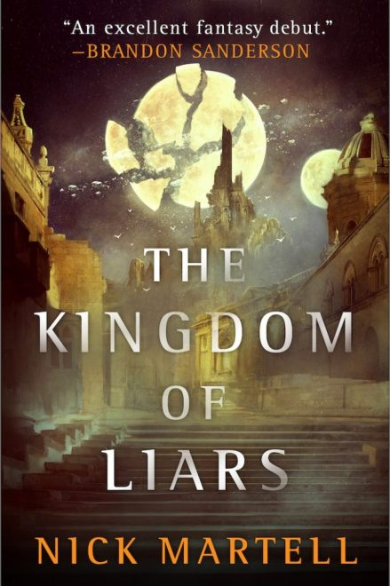 The Kingdom of Liars Cover 2