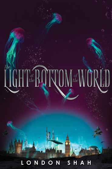 The Light at the Bottom of the World Cover