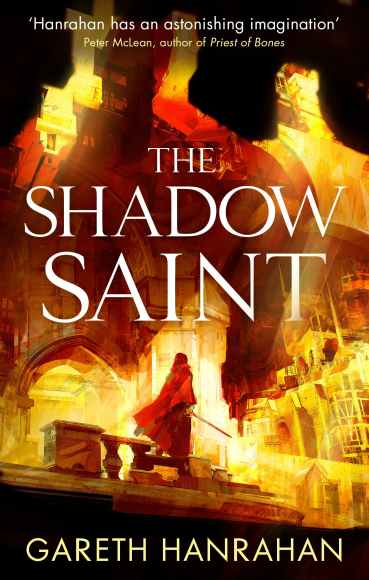 The Shadow Saint Cover