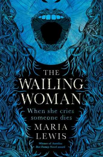 The Wailing Woman Cover