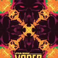 "Star Wars: Vader: Dark Visions by Dennis ""Hopeless"" Hallum and Various"