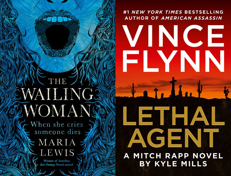 Wailing Woman, Lethal Agent Covers.png