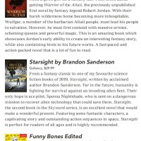 Canberra Weekly Column - Books to Buy for Christmas