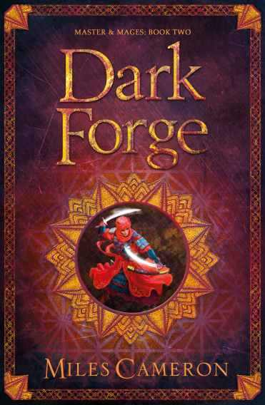 Dark Forge Cover