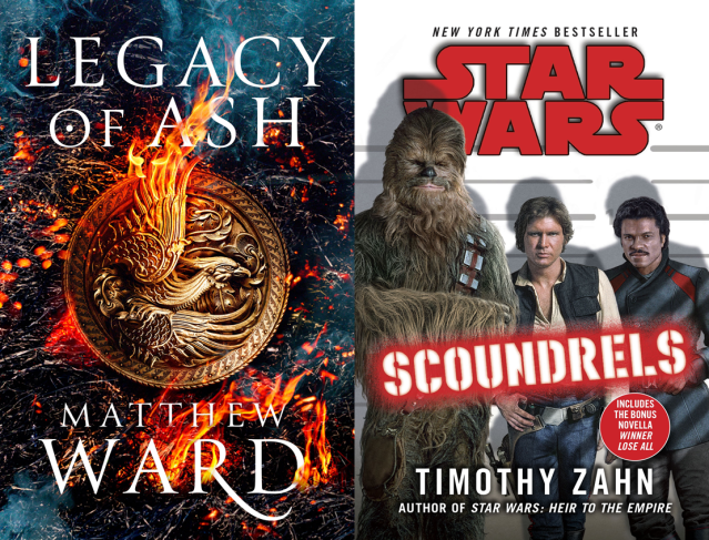 Legacy of Ash, Scoundrels Cover.png