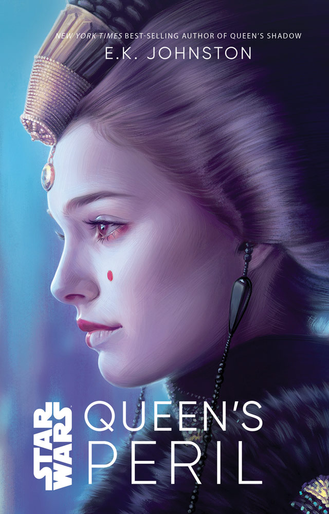 Queen's Peril Cover