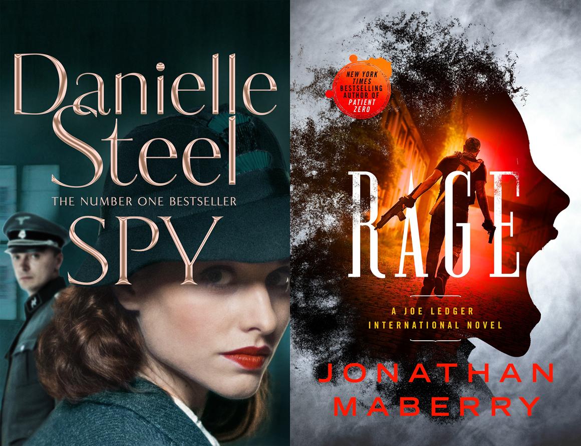 Spy, Rage Cover