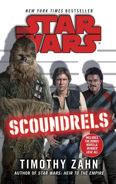 Star Wars Scoundrels Cover